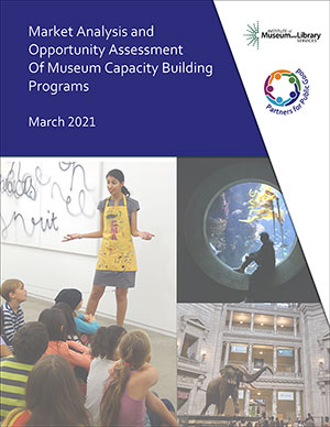 New Report Explores Capacity Building Opportunities for Museums Cover