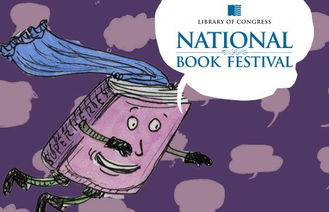 The Library of Congress National Book Festival 2017