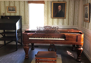 Literary Spirits at Fruitlands Museum and the Old Manse