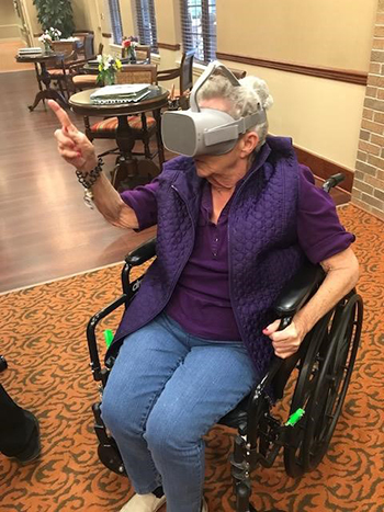 Virtual Reality at SWOKC